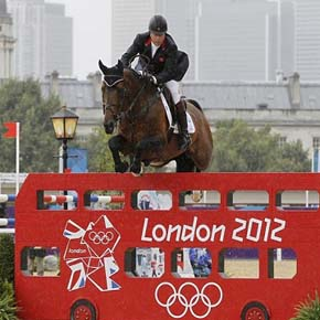 Show jumping horses Olympic Games (London 2012) (Part 2)